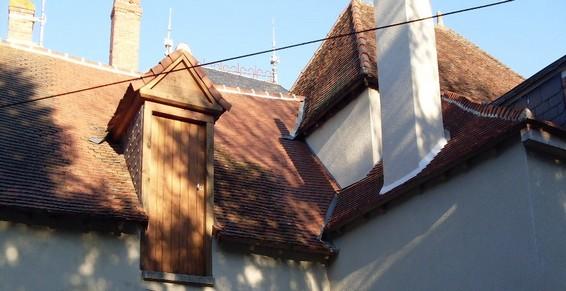 Réfection de toit et enduit